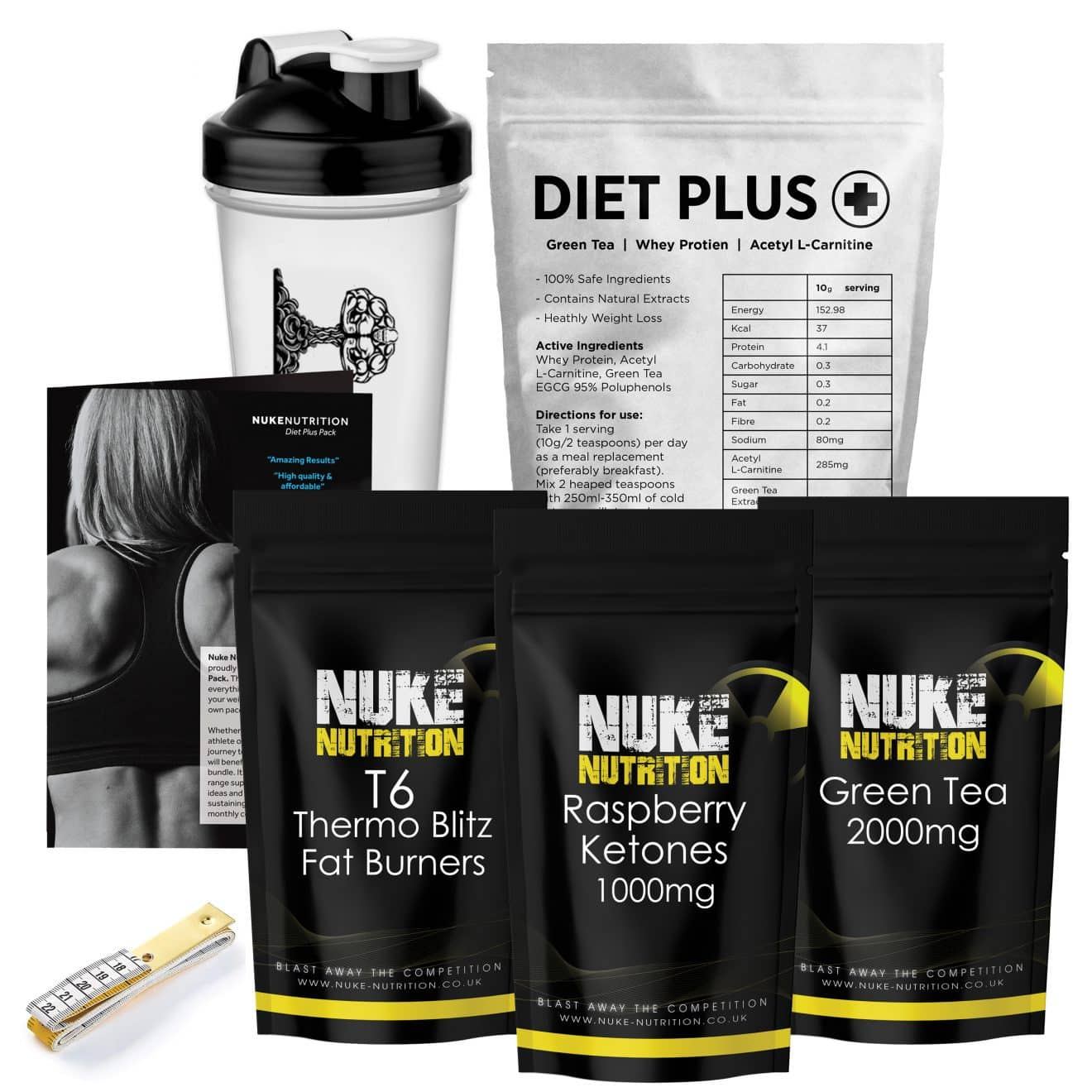 Diet Plan Meal Replacement Shake Diet Pills Whey Protein Fat Burners