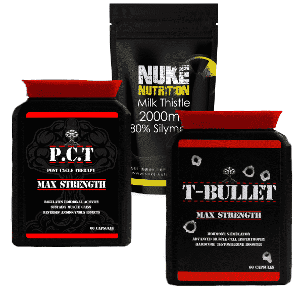 Testosterone Booster Stack