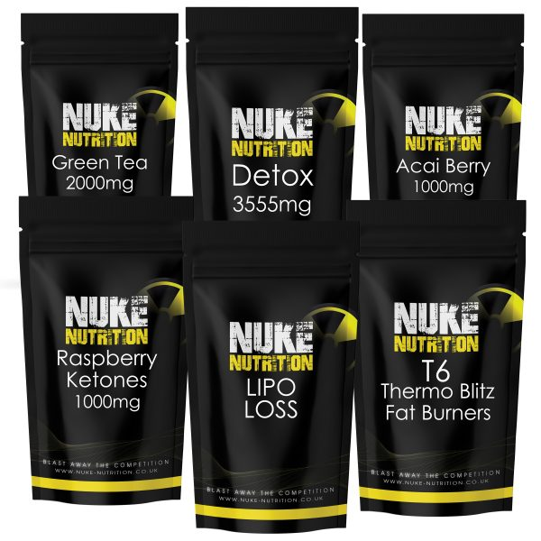 Fat Burner Bundle